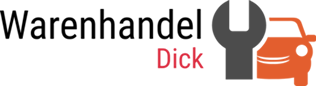 Warenhandel Dick-Logo